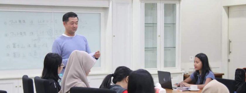 Mr. Takashi Memberikan Kiat Penting Menghadapi JLPT