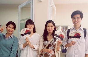 Kunjungan Mahasiswa Asal Jepang