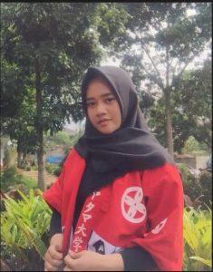 Mahasiswi Prodi S1 Bahasa Jepang Fitrah M.Marwah
