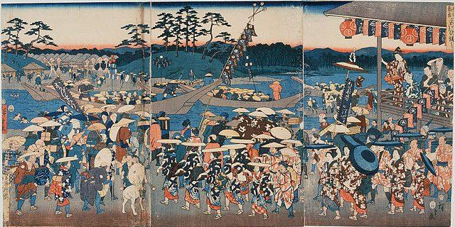 Jenis-Jenis Cerita Rakyat Jepang